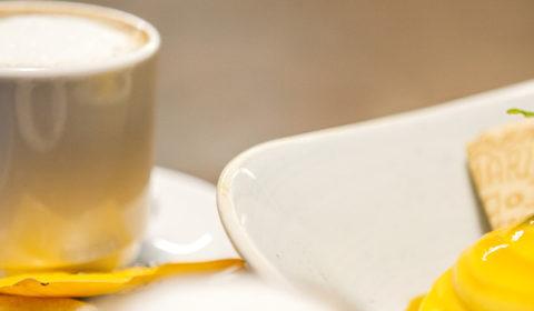 cafe y postre